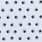 Paw Prints - Black